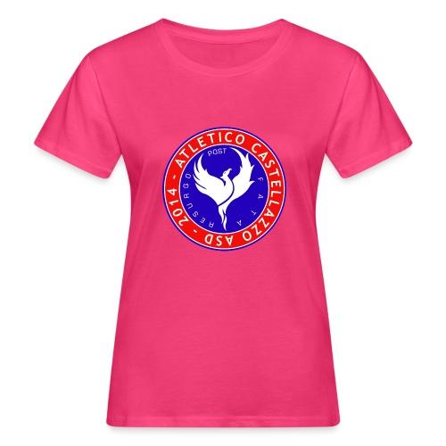 Atletico Castellazzo Logo Ufficiale - T-shirt ecologica da donna
