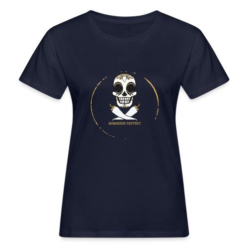 Logo HABANERO FACTORY - T-shirt ecologica da donna