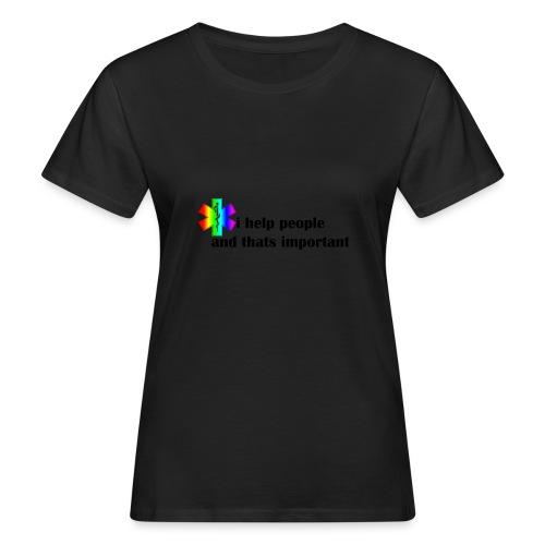 Emergency Gay Services - Vrouwen Bio-T-shirt