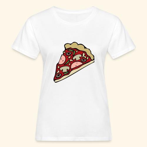 Pizza - T-shirt bio Femme