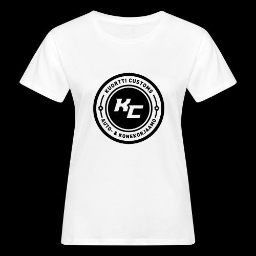 kc_tunnus_2vari - Naisten luonnonmukainen t-paita