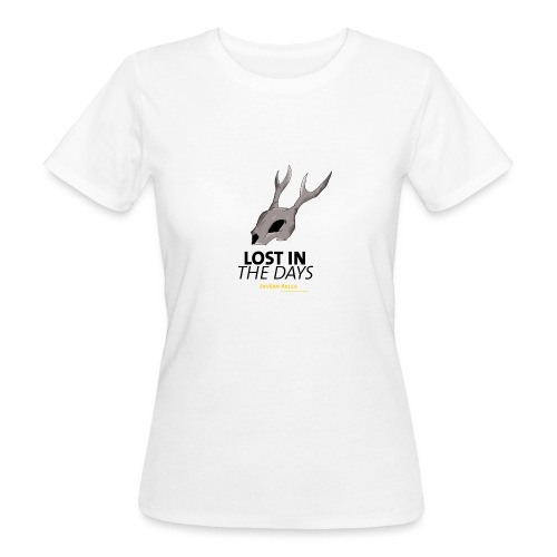 crane sky visu t shirt2 png - T-shirt bio Femme