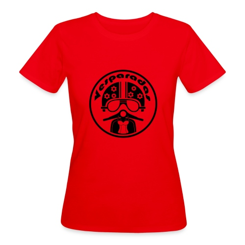 Vesparadas - Vrouwen Bio-T-shirt