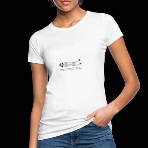 hybrid 0001 - T-shirt ecologica da donna
