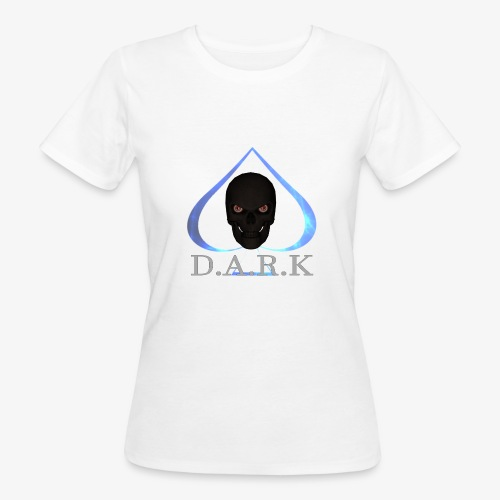 FB Logo 2017 trans halb - Women's Organic T-Shirt