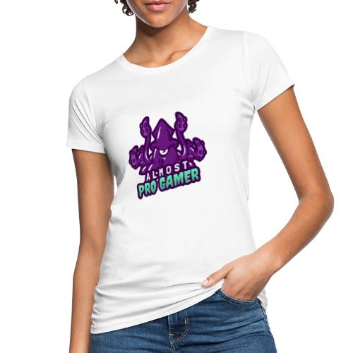 Almost pro gamer PURPLE - T-shirt ecologica da donna