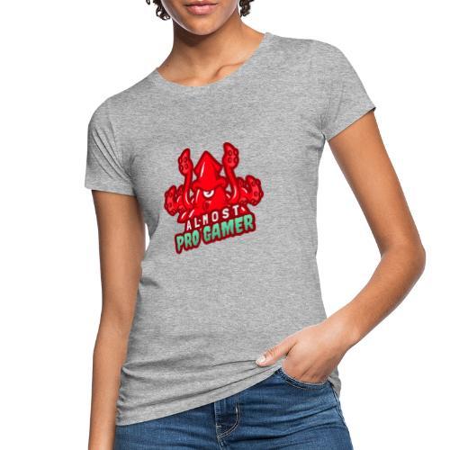Almost pro gamer RED - T-shirt ecologica da donna