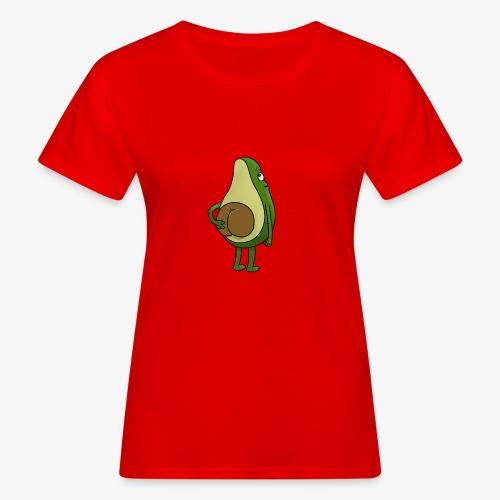 Avokado - Frauen Bio-T-Shirt