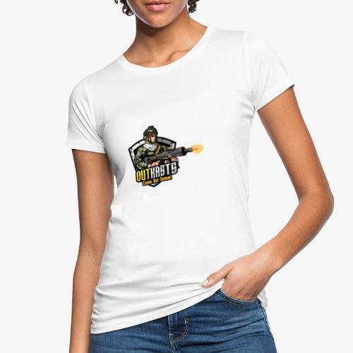 OutKasts [OKT] Logo 2 - Women's Organic T-Shirt