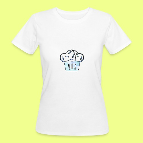 Pastel - Camiseta ecológica mujer
