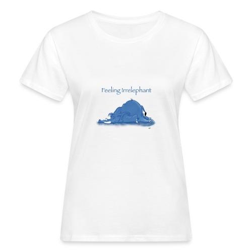 Irrelefant - Ekologisk T-shirt dam