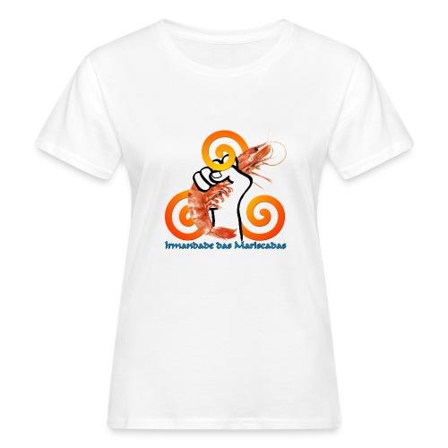Irmandade das Mariscadas - Camiseta ecológica mujer