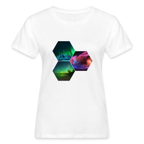 Aurora - T-shirt ecologica da donna
