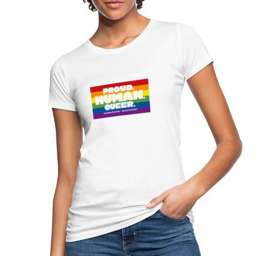 MOTTO CSD München 2021 - Regenbogen - Frauen Bio-T-Shirt