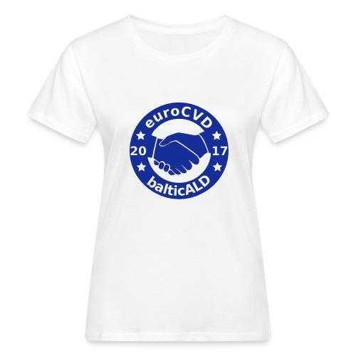 Joint EuroCVD - BalticALD conference mens t-shirt - Women's Organic T-Shirt