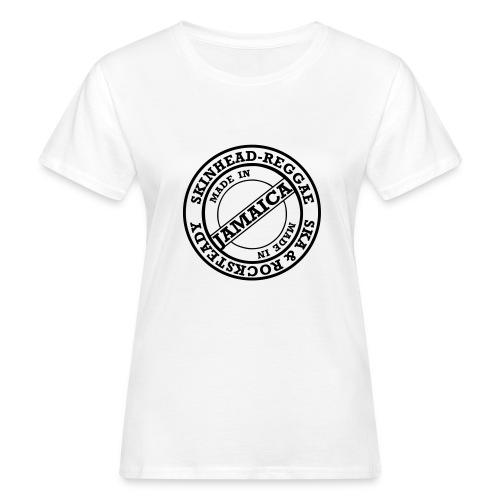 skinheadreggae_made_in_jamaica - Frauen Bio-T-Shirt