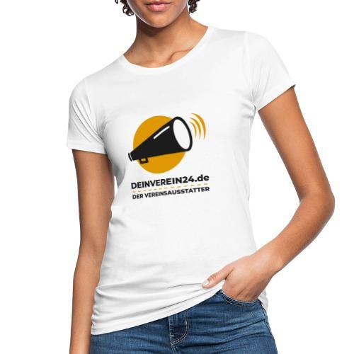 deinverein24 - Frauen Bio-T-Shirt