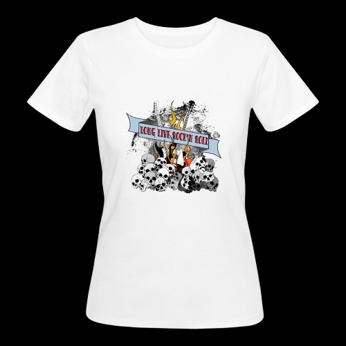 long live - Ekologisk T-shirt dam