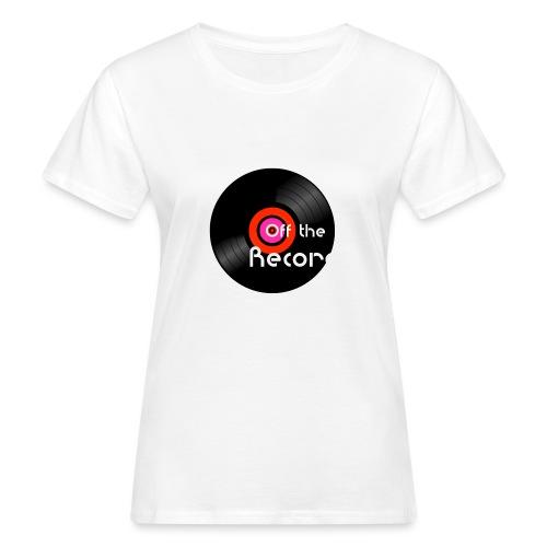 Off the Record - Naisten luonnonmukainen t-paita