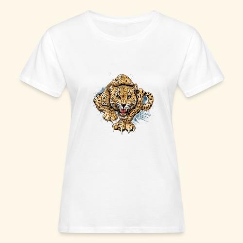 Leopardo KutuXa - Camiseta ecológica mujer