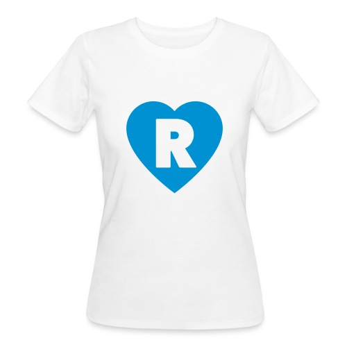 cuoRe - T-shirt ecologica da donna