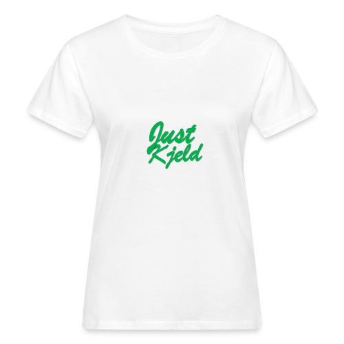 JustKjeld - Vrouwen Bio-T-shirt