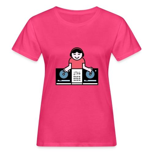 CDJ DJ - Vrouwen Bio-T-shirt