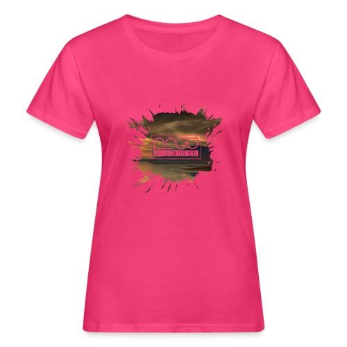 Women's shirt Splatter - Women's Organic T-Shirt