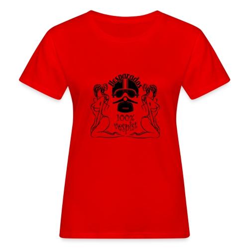 Sexy Vesparados shirt - Vrouwen Bio-T-shirt