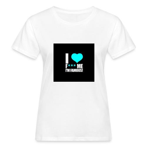 I Love FMIF Badge - T-shirt bio Femme