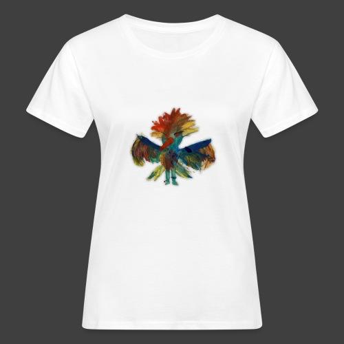 Mayas bird - Women's Organic T-Shirt