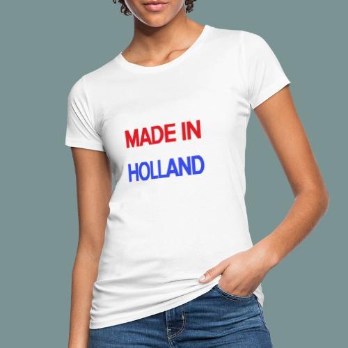 Made in Holland - Vrouwen Bio-T-shirt