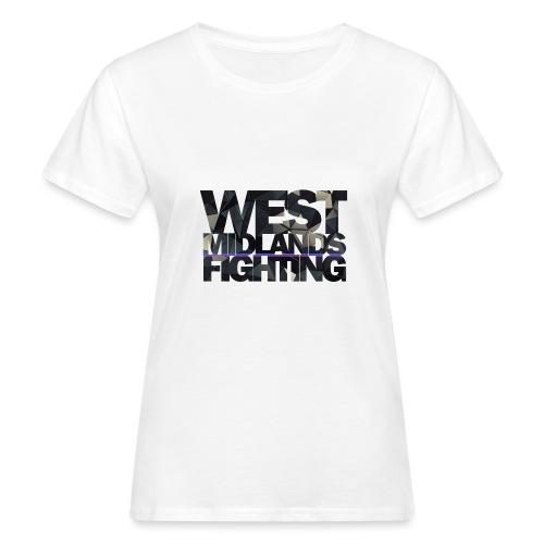 low poly on light - Women's Organic T-Shirt