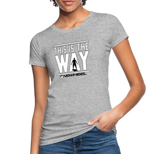 This Is The White Way - Organic damer