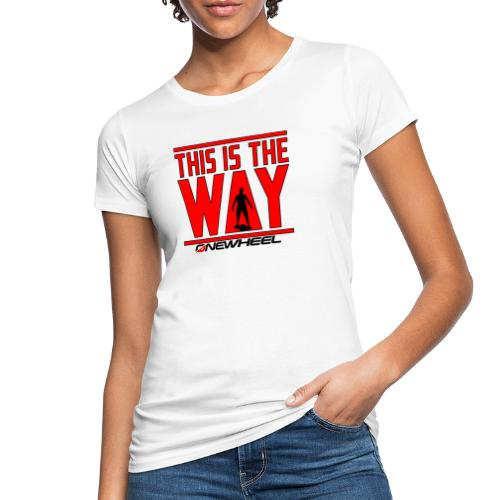 This Is The Red Way - Organic damer