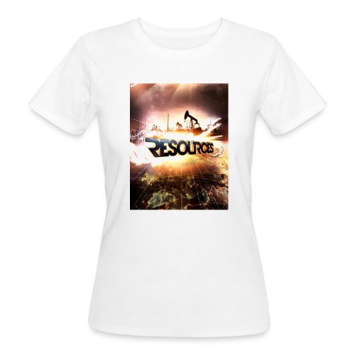 RESOURCES Splash Screen - Frauen Bio-T-Shirt