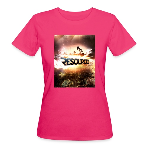 RESOURCES Splash Screen - Frauen Bio-T-Shirt