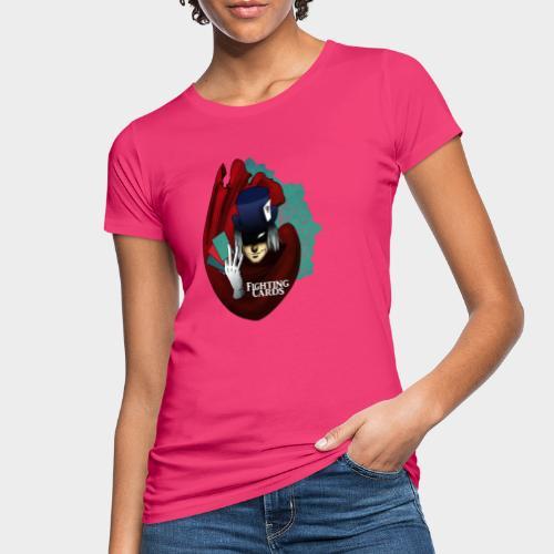 Fighting cards - Magicien - T-shirt bio Femme