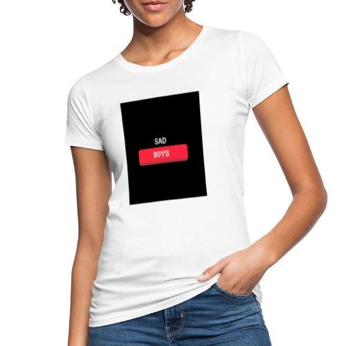 Sad Boys Video Game Pop Culture T - shirt - Camiseta ecológica mujer