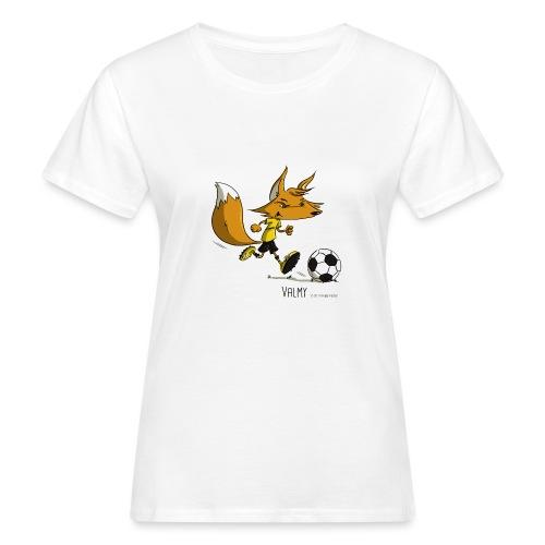 Valmy mascotte - T-shirt bio Femme