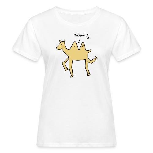 kameel - Vrouwen Bio-T-shirt
