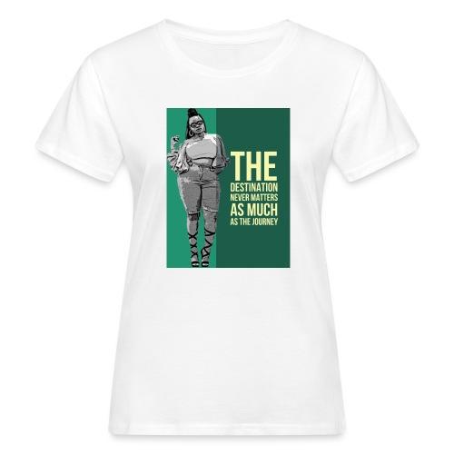 girlquote - T-shirt bio Femme