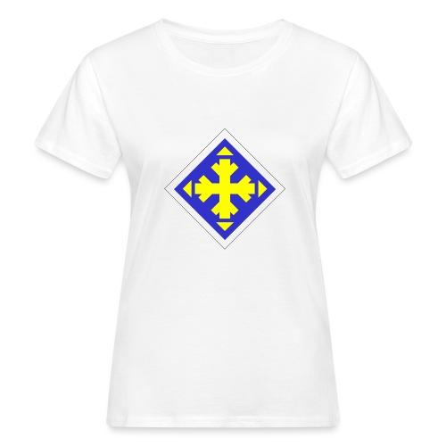 Mäksäreppu, vaalean sininen - Naisten luonnonmukainen t-paita