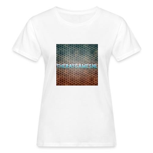 TheRayGames Merch - Women's Organic T-Shirt