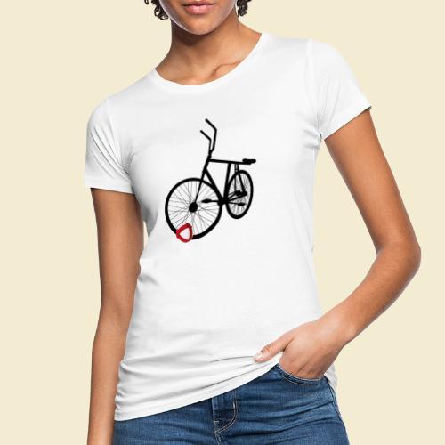 Radball | Black - Frauen Bio-T-Shirt