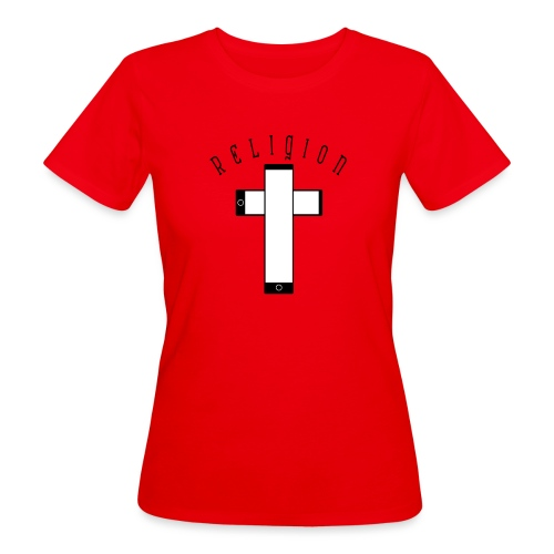 RELIGION - Camiseta ecológica mujer