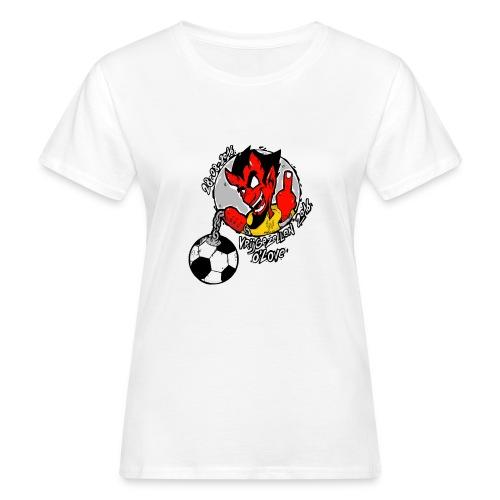 ontwerp_vrijgezellen3 - Vrouwen Bio-T-shirt