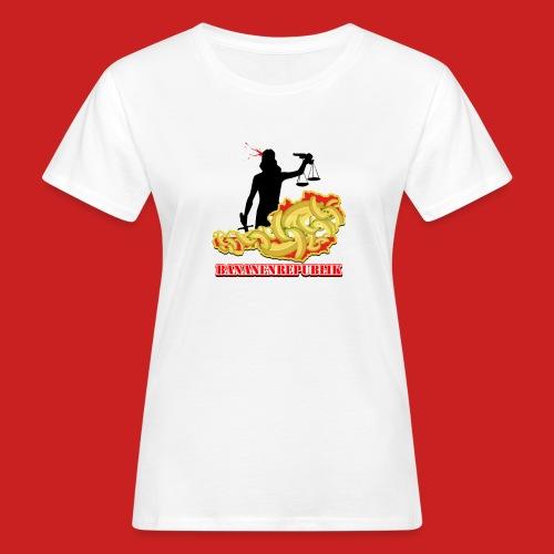 Bananen Republik Österreich - Frauen Bio-T-Shirt