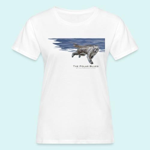 Polar-Blues-SpSh - Women's Organic T-Shirt