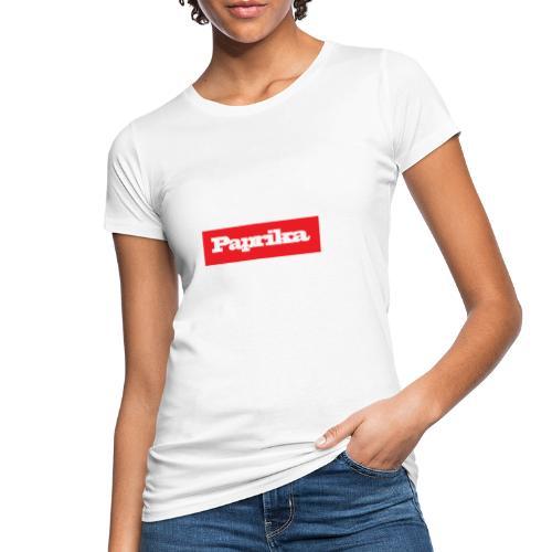 paprika - Frauen Bio-T-Shirt
